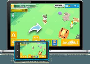 bluestacks app player bigger screen for gamers