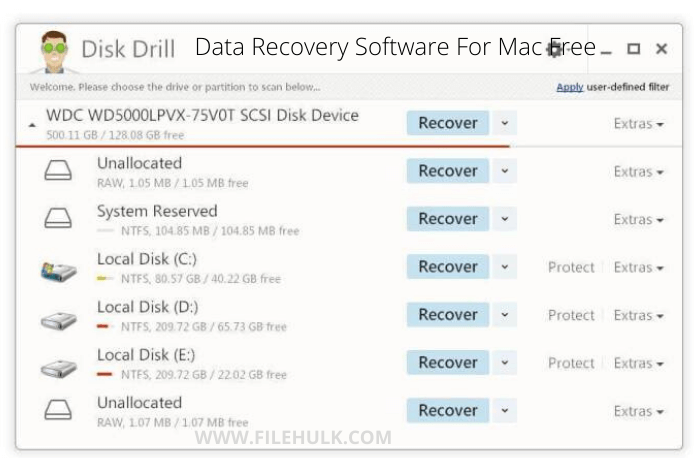 disk drill for mac