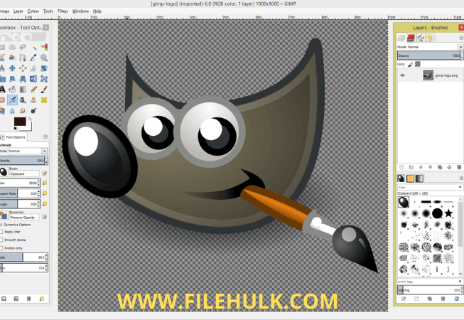 GIMP DOWNLOAD FOR PC, THE BEST PHOTOSHOP ALTERNATIVE