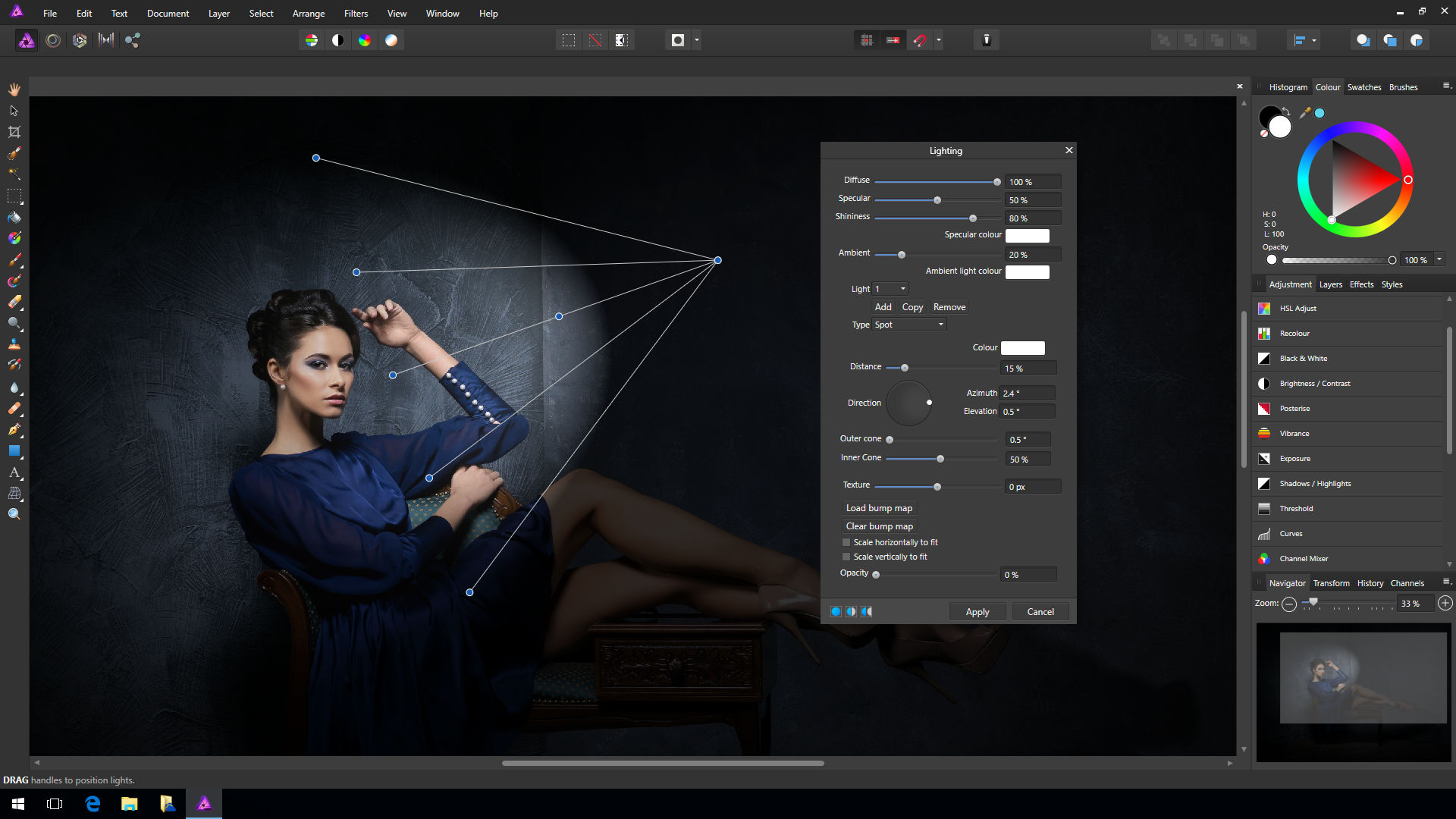 Affinity-Photo-Lighting Setiing