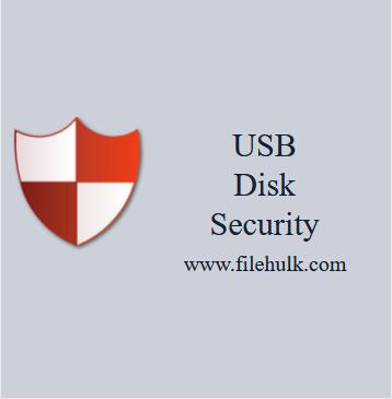 USB Disk Security Software For Filehulk
