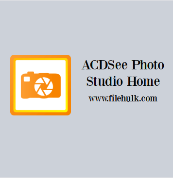 ACDSee Photo Studio Home