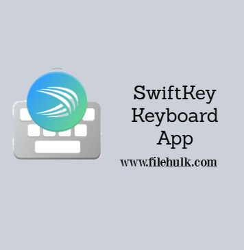 SwiftKey Keyboard App By Filehulk