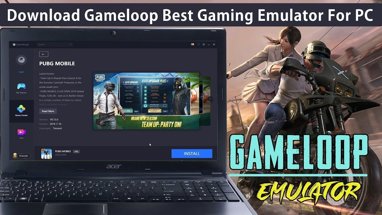 gameLoop Emulator For PC