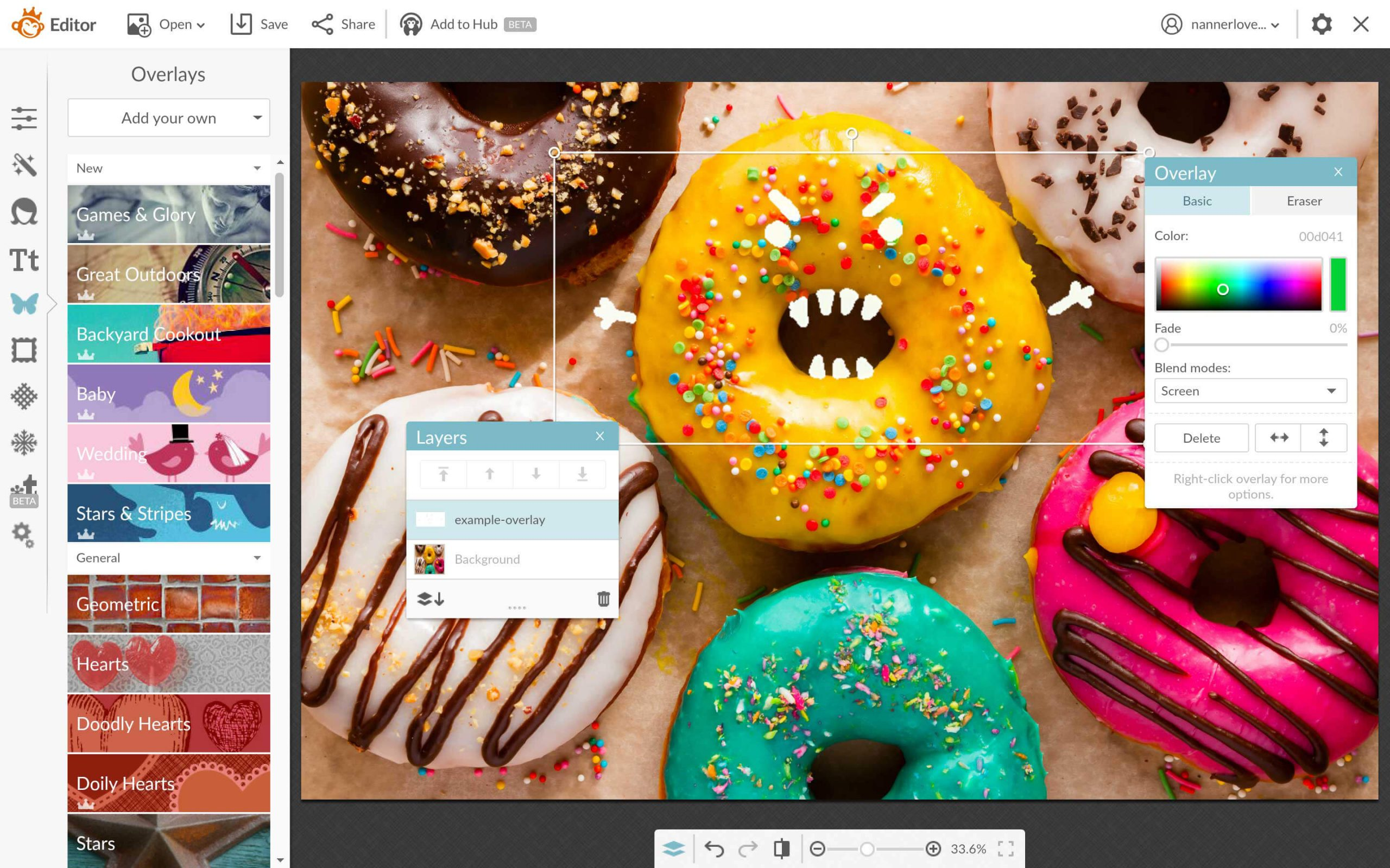 Edit Image With Picmonkey Photo Editor