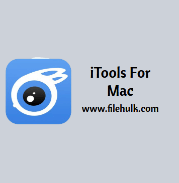 iTools For Mac Software