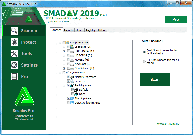 Smadav Antivirus Free Software