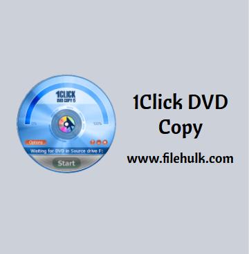1Click DVD Copy Software For Windows