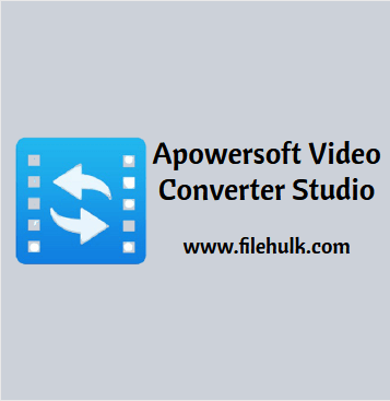 Apowersoft Video Converter Studio Software For PC