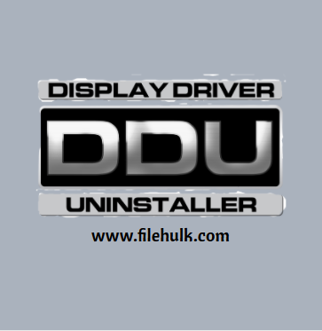 Display Driver Uninstaller For PC