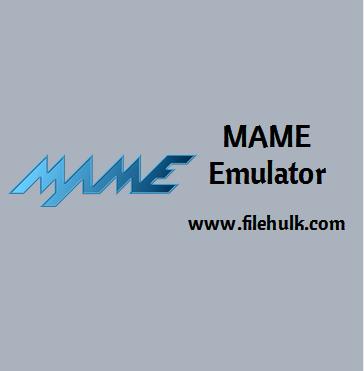 MAME Emulator For PC