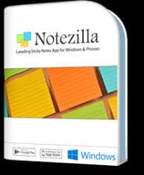 sticky notes app for Windows