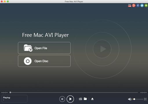 AVI-Player-For-Mac