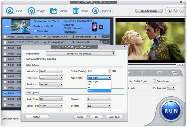 DVD Ripper To Save As A Multiple Format