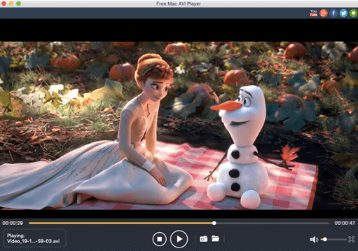 Video-Player-For-Mac