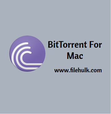BitTorrent For Mac Software