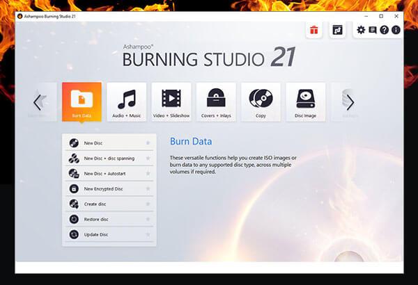 Burn Data