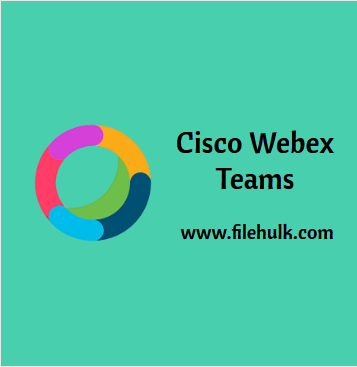 Cisco Webex Teams Software For PC