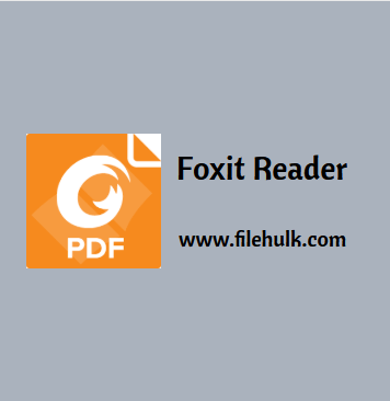 Foxit Reader Software Free Download