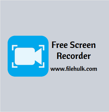 Free Screen Recorder Software For PC
