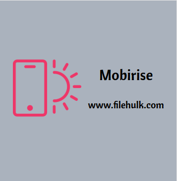 Mobirise Software For PC