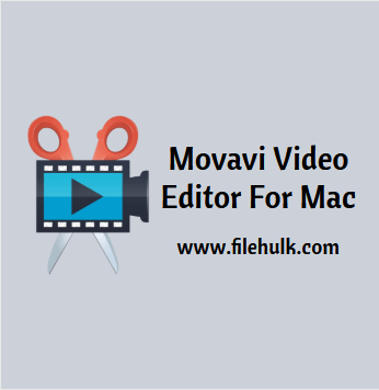 Movavi video editor software for mac