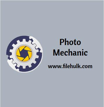 Photo Mechanic For Mac Software