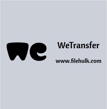 WeTransfer For Online File Transfer Service