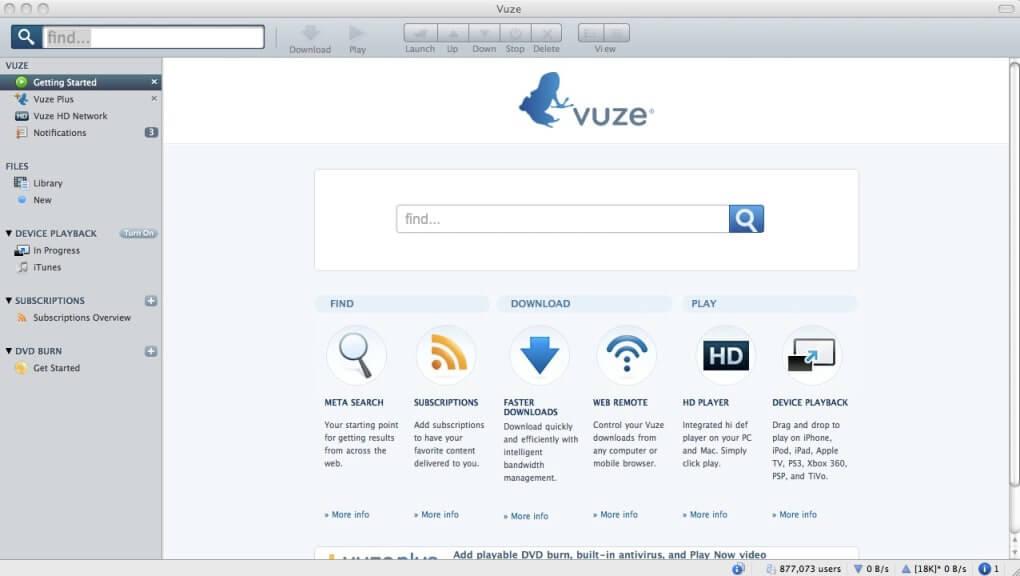 vuze-downloading