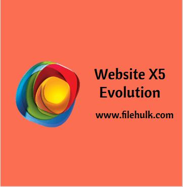 website X5 Evolution Software Free Download
