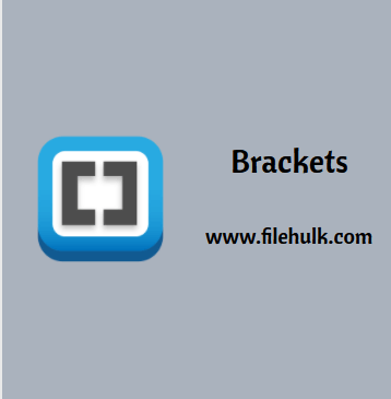 Brackets Text Editor Software For PC