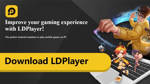 LDPlayer-Download-Best-Android-Emulator-For-PC