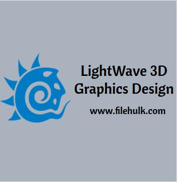 Lightwave 3D Graphics Design Software For PC