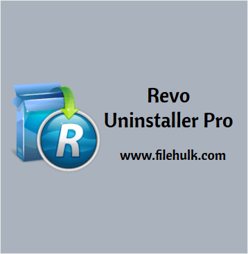 Revo Unistaller Pro Software Download