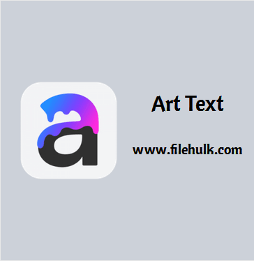 Art Text Software For PC