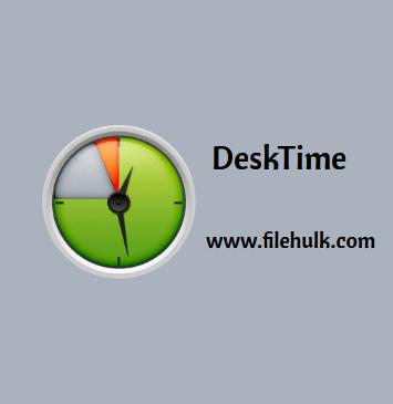 DeskTime Software For PC