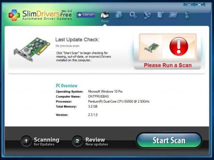 Slimdriver Software