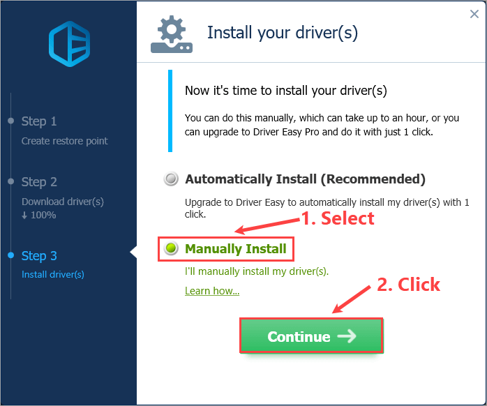 install-driver