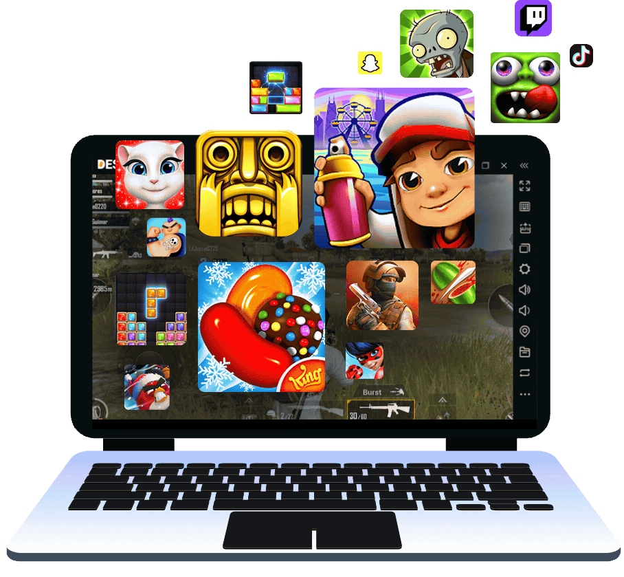 Deskify Android Emulator for PC
