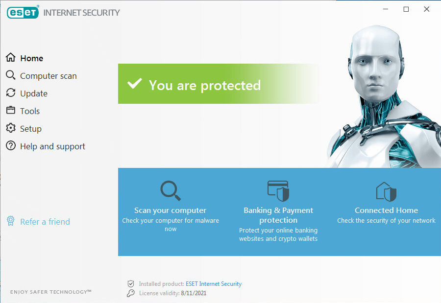 ESET Internet Security Home