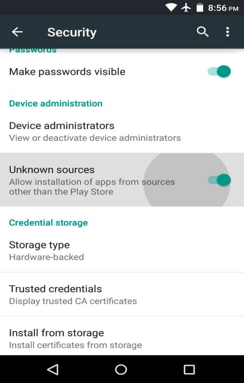 GB WhatsApp installation