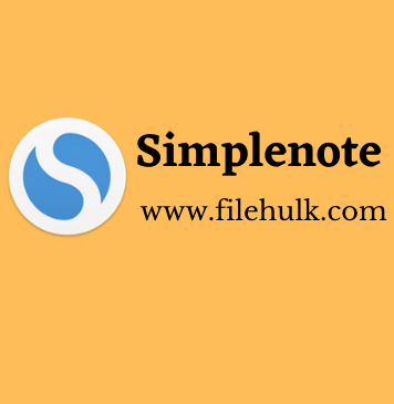 Simplenote Note Taking App For Windows