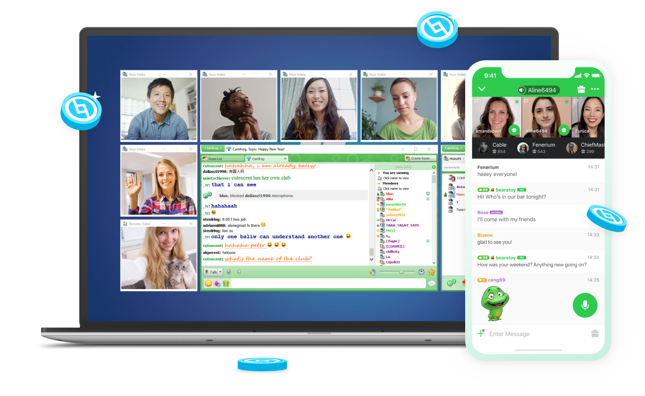Video Chat Editing software