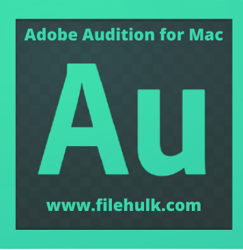 Adobe Audition free editing software for Mac