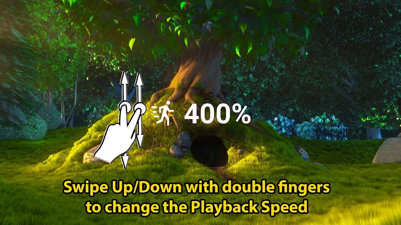 variable playback speed