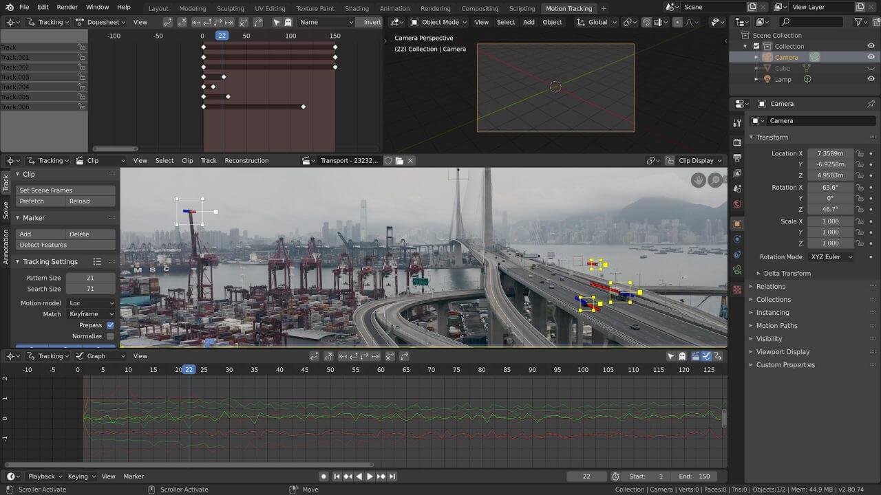 vfx - 3d computer animation
